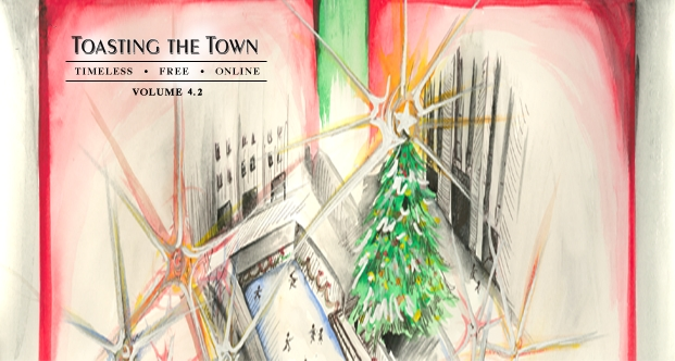 Rock Center Tree Lighting.  TONIGHT!!