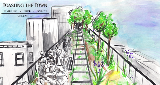 We�re All Friends Of The High Line